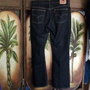 Levis 515 EUC bootcut jeans